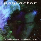 PSYFACTOR ENDLESS UNIVERSE DOWNTEMPO AMBIENT CD IMPORT