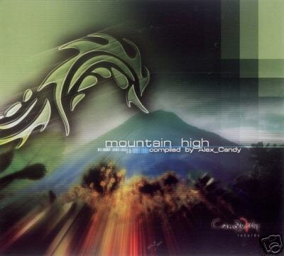 MOUNTAIN HIGH ALEX CANDY VIBRASPHERE TRIAC TRANCE CD