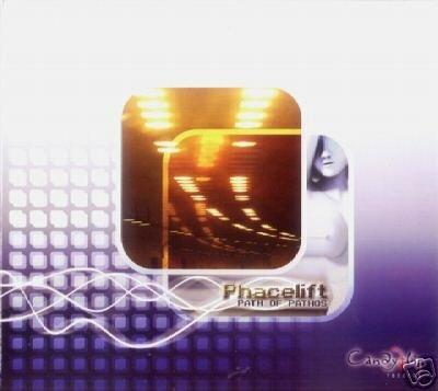 PHACELIFT PATH OF PATHOS RARE GREEK GREECE TRANCE CD