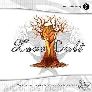 ZERO CULT ART OF HARMONY RARE DOWNTEMPO AMBIENT CD