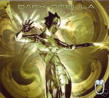 DARK NEBULA DREAMFUEL AUSTRALIAN PSY-TRANCE CD