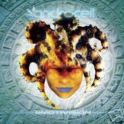 ANDROCELL EMOTIVISION RARE HONG KONG DUB DOWNTEMPO CD