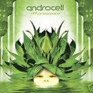 ANDROCELL EFFLORESCENCE QUASGA DUB DOWNTEMPO CD