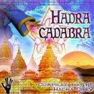 HADRACADABRA 1 PHYX TIYA TRIKSELL FRENCH PSY-TRANCE CD