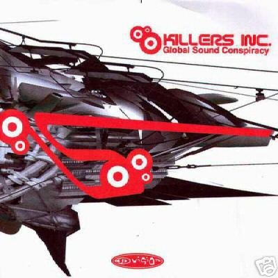 KILLERS INCORPORATED GLOBAL SOUND CONSPIRACY TRANCE CD