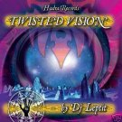 TWISTED VISION HADRA DJ LEPTIT FRENCH PSY-TRANCE CD
