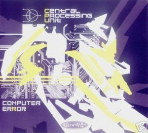 CPU CENTRAL PROCESSING UNIT COMPUTER ERROR RARE OOP CD