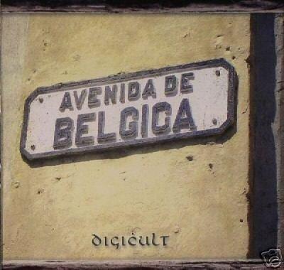 DIGICULT AVENIDA DE BELGICA COLLECTORS PSY-TRANCE CD