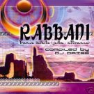 RABBANI DJ DRISS SINE DIE JAIA BARAK PSY-TRANCE CD
