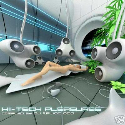 HI TECH HI-TECH PLEASURES PORTUGUESE TRANCE COMPILATION