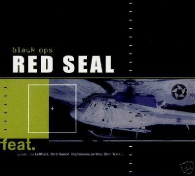 RED SEAL BLACK OPS SUPERB RARE OOP PORTUGAL TRANCE CD