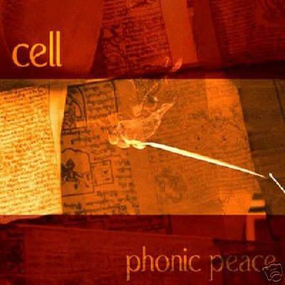 CELL PHONIC PEACE DUB DOWNTEMPO AMBIENT ITALIAN CD