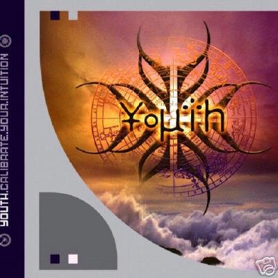 YOUTH CALIBRATE YOUR INTUITION STARGAZER TRANSPARENT CD