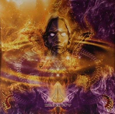 DUALITY 2005 PSY-TRANCE GLOWING FLAME RECORDS TRANCE CD