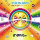 VARIOUS TSUNAMI BENEFIT PSY-TRANCE AMBIENT THREE CD SET
