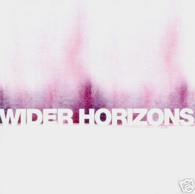 WIDER HORIZONS TRIPSWITCH DRUM DRUID AMBIENT REMIXES CD