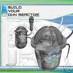 BUILD YOUR OWN REACTOR LIQUID ROSS PSY-TRANCE CD