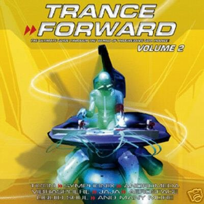 TRANCE FORWARD 2 TWO V-TUNES TICON VIBRASPHERE ANTIX CD