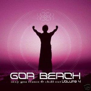 GOA BEACH VOLUME FOUR 4 OFORIA LIQUID SOUL EN VOICE CD