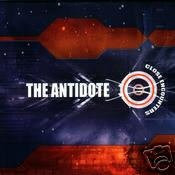 THE ANTIDOTE CLOSE ENCOUNTERS RARE OOP PSY-TRANCE CD