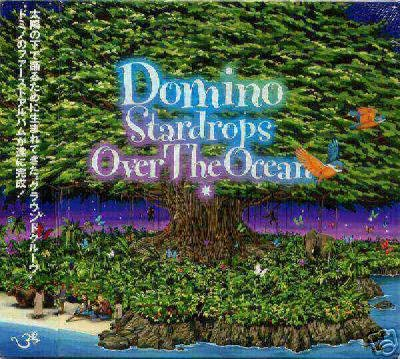 DOMINO STARDROPS OVER THE OCEAN JAPANESE PSY-TRANCE CD