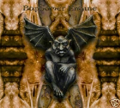 BAPHOMET ENGINE STUNNING RARE COLLECTORS CD IMPORT