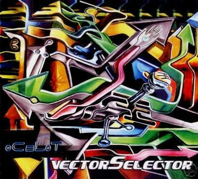OCELOT VECTOR SELECTOR AARON PEACOCK US PSY-TRANCE CD