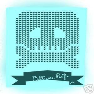 EMOTIONAL JOYSTICK BELLICOSE PACIFIC RARE BREAKCORE CD