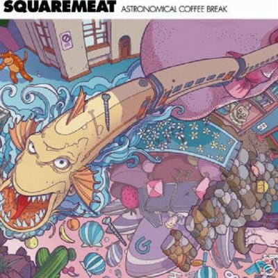 SQUAREMEAT ASTRONOMICAL COFFEE BREAK FINNISH TRANCE CD
