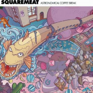 SQUAREMEAT ASTRONOMICAL COFFEE BREAK FINNISH TRANCE CD