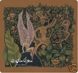 HALTYA FOREST FLAVOUR PSY-TRANCE EXPERIMENTAL CD IMPORT