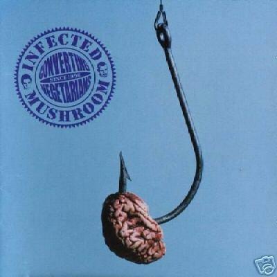 INFECTED MUSHROOM CONVERTING VEGETARIANS RARE CD