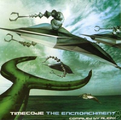 THE ENCROACHMENT STRALIA RASTALIENS PHYX PSY-TRANCE CD