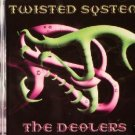 TWISTED SYSTEM THE DEALERS SOUTH AFRICAN PSY-TRANCE CD