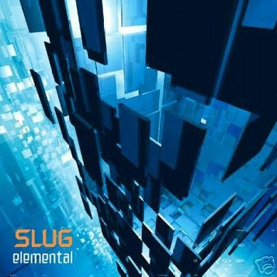 SLUG ELEMENTAL SOUTH AFRICAL PSY-TRANCE CD IMPORT