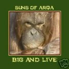 SUNS OF ARQA BIG & LIVE SUPERB TRIBAL DUB AMBIENT CD