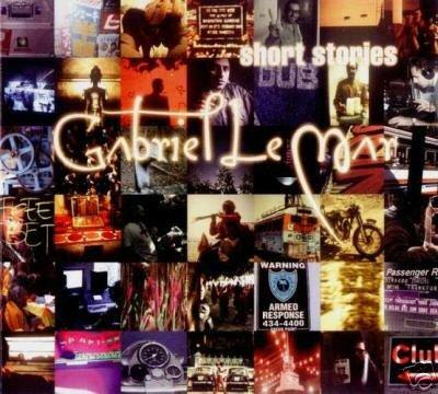 GABRIEL LE MAR SHORT STORIES BREAKBEAT DOWNTEMPO CD