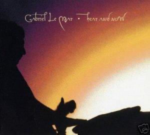 GARBIEL LE MAR 13 MOONS HEAR AND NOW GERMAN DUB GOA CD
