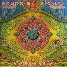 PSYPSIQ JICURI A RAIN OF HOPE IN THE GALAXY TRANCE CD