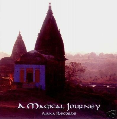 A MAGICAL JOURNEY DUB DOWNTEMPO GOA TRANCE GERMAN CD