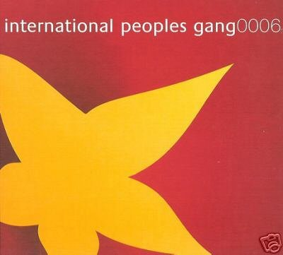 INTERNATIONAL PEOPLES GANG 006 ACTION PAINTING CD