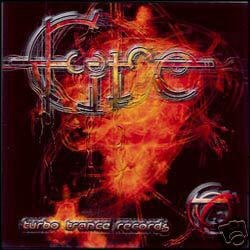 FIRE TURBO TRANCE RECORDS V RARE OOP PSY-TRANCE CD