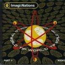 SAVE THE ROBOT ASTRIX SANDMAN LOGIC BOMB X-NOISE CD
