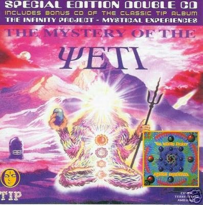 THE INFINITY PROJECT MYSTICAL EXPERIENCES RARE CD SET
