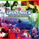 1200 MICS MICROGRAMS LIVE IN BRAZIL SUPERB TRANCE CD