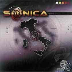 SONICA NEUROBIOTIC ITALIAN PSY-TRANCE CD IMPORT