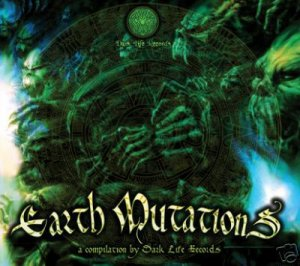 EARTH MUTATIONS SAMADHI LAB PSYCHOZ MEGALOPSY RARE CD