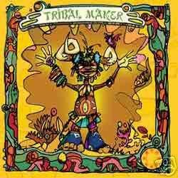 TRIBAL MAKER DJ GOBLIN E-JEKT HUJABOY ESP PSY-TRANCE CD