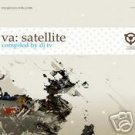 VARIOUS SATELLITE PSY-TRANCE CZECH REPUBLIC SUPERB CD