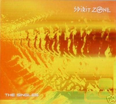 SPIRIT ZONE RECORDINGS THE SINGLES HARD GOA TRANCE CD